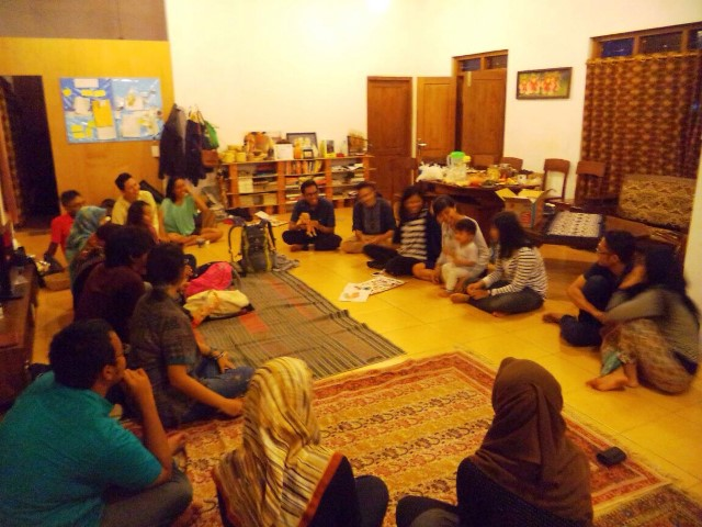 Breaking Fast Together with Indmira's Youth Partners